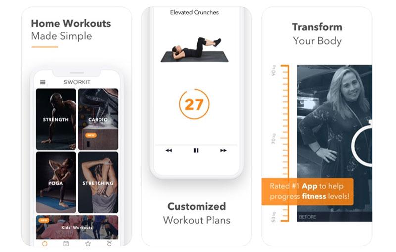 Sworkit Fitness