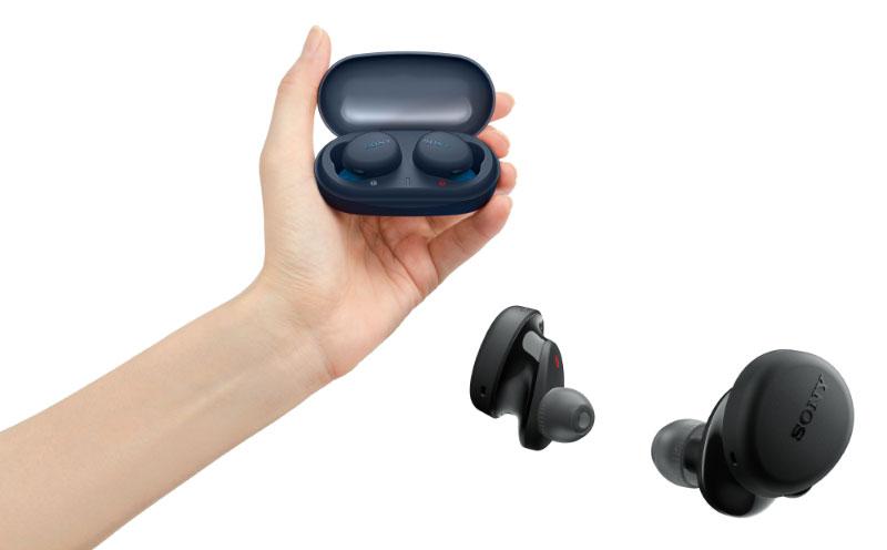 Sony ακουστικά WF-XB700 WH-CH710N
