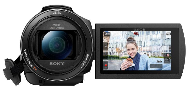 Sony AX43