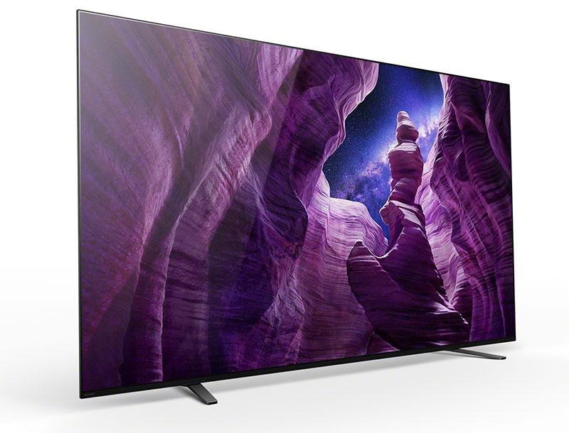 Sony A8 4K OLED TV