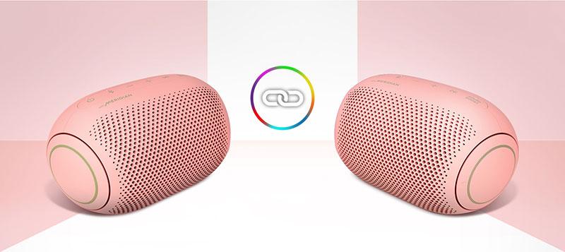 Φορητά ηχεία LG XBOOM Go PL Jellybean