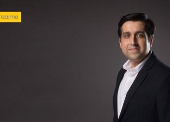 Madhav Sheth, realme Vice President, CEO India & Europe