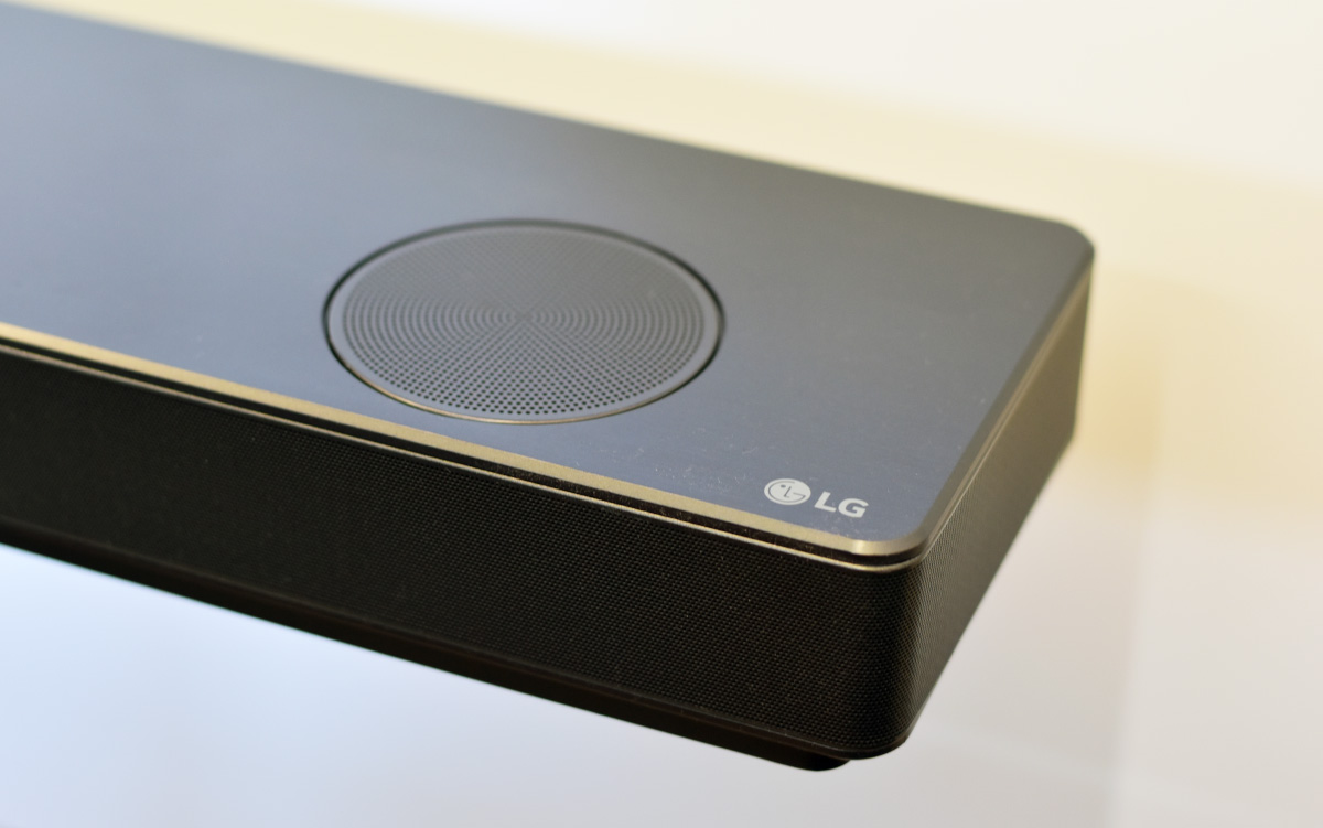 LG Sound Bar SN11R Review