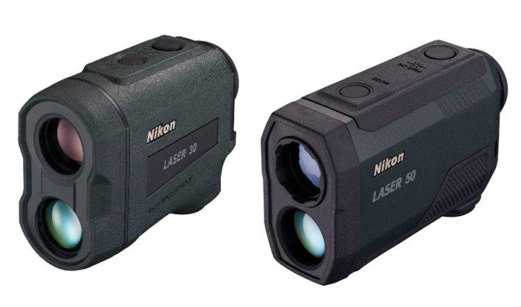 Τηλέμετρα Nikon Laser 30 & Laser 50