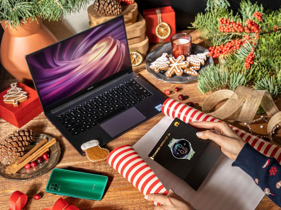 Huawei Χριστουγεννιάτικες Προσφορές 2020