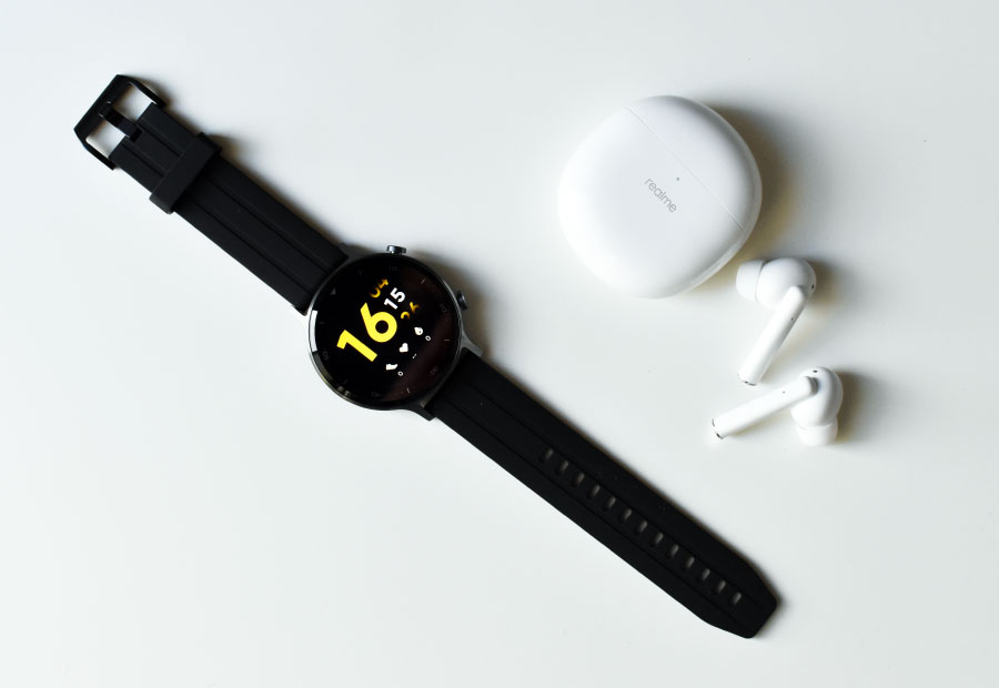 realme Watch S & Buds Air Pro